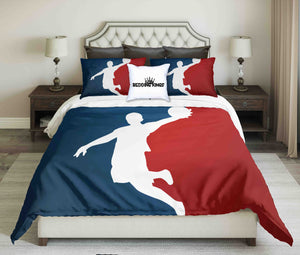 Basketball Player design Bedding Set | beddingkings