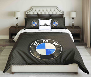 Luxury Background BMW Design Bedding Set | beddingkings