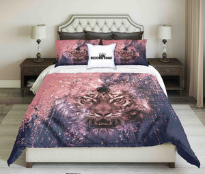 Mythical Lion Design Bedding Set | beddingkings