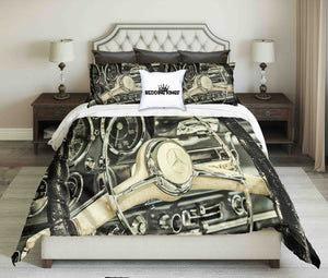 Mersedes-Benz Bedding Set | beddingkings