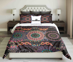 Luxury Ornamental Design bedding Set | beddingkings