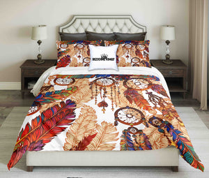 Dream Catcher Bohemian Design bedding Set | beddingkings