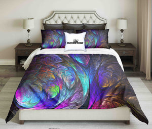 Aura Design Bedding Set | beddingkings