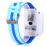 Safety Monitoring GPS Intelligent Smart Watch