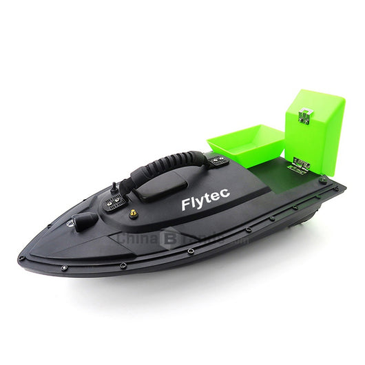 Flytec HQ2011 - 5 Fishing Tool Smart RC Bait Boat Toy   NO TAX < NO SHIPPING CHARGES