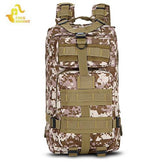 Knight Military Tactical Backpack 3 Day Assault Pack Army Molle