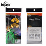 SeaKnight Fishing Lures  SK103 104 Buzz Bait Head Weight 1Pcs 10g/14g  Spoon Artificial  Fishing Tackles