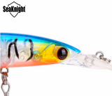 SeaKnight Fishing Lure 1Pcs/Lot SK045 Minnow 110mm/4.33in 16.3g Lifelike Skin VMC Hooks Ripbait Hard Bait