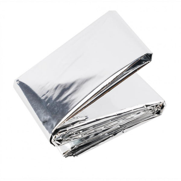 Outdoor Disposable Waterproof Survival Thermal Foil Blanket