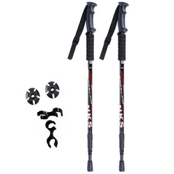 Ultralight adjustable Hiking poles