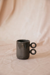 Scissor Mug - New Black