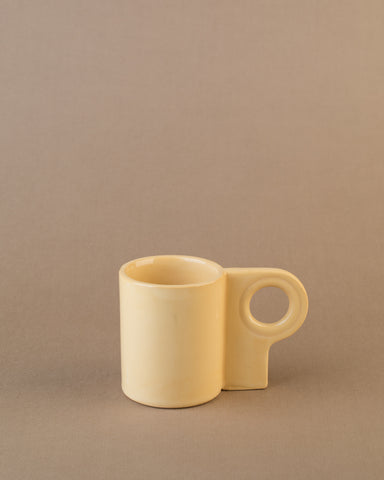 L70 Mug - Butter Yellow