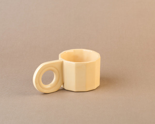 S70 Mug - Butter yellow