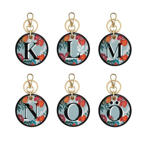 Key Holder Citrus Monogram
