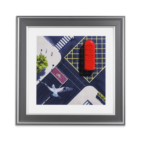 Air Traffic Control – 72cm x 72cm