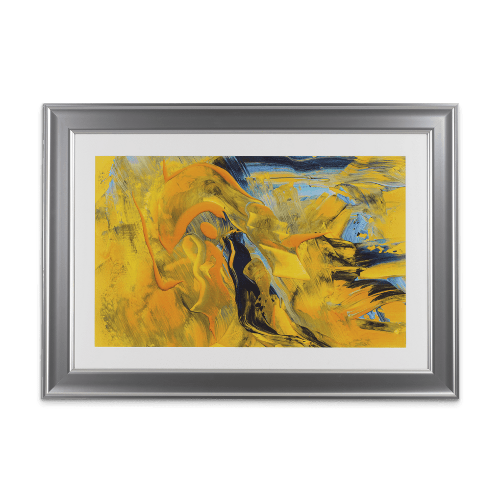Bright Abstract – 105cm x 75cm