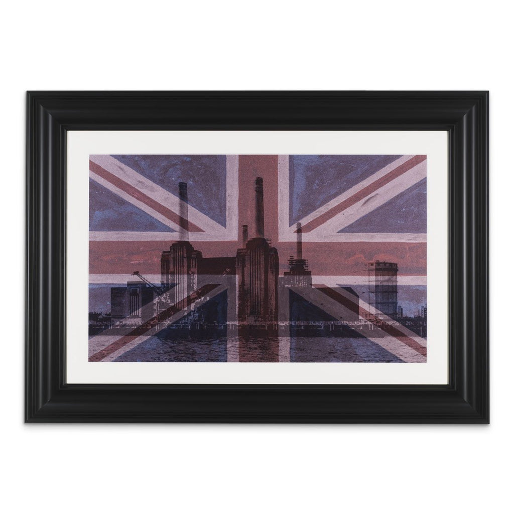 Great British Power – 107cm x 77cm