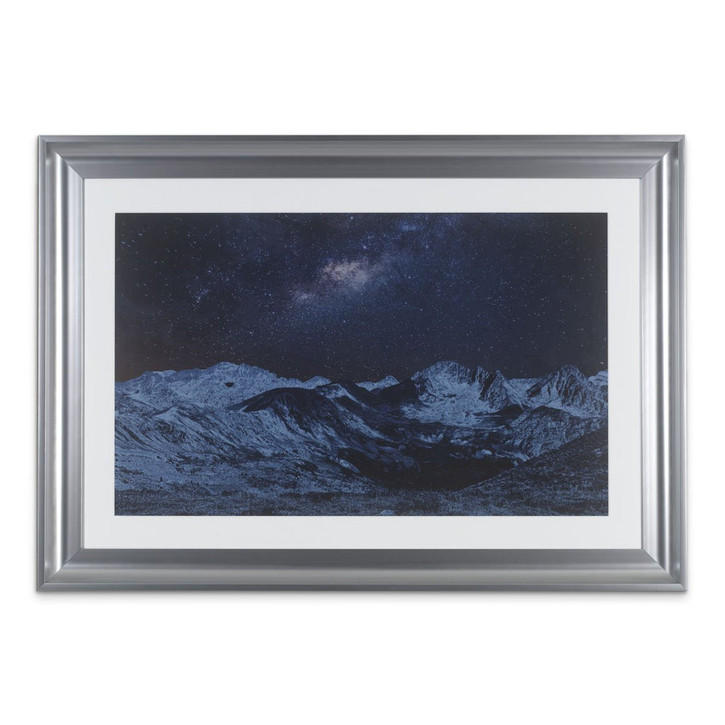 Mountain Nightscape – 105cm x 75cm