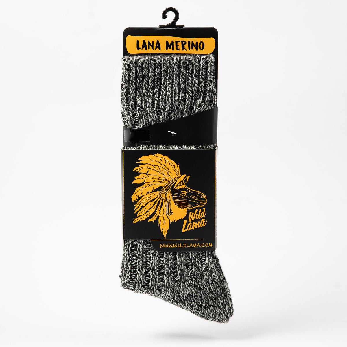 Merino Wool Socks Women - Gray