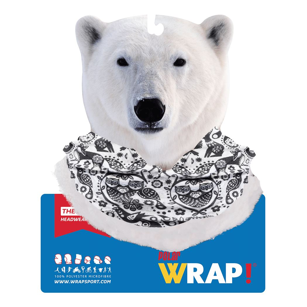 Animal Folklore Polar Wrap POLAR WRAP!