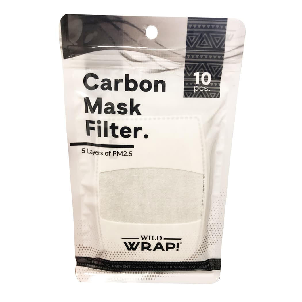 Activated Carbon Filter 10 pcs