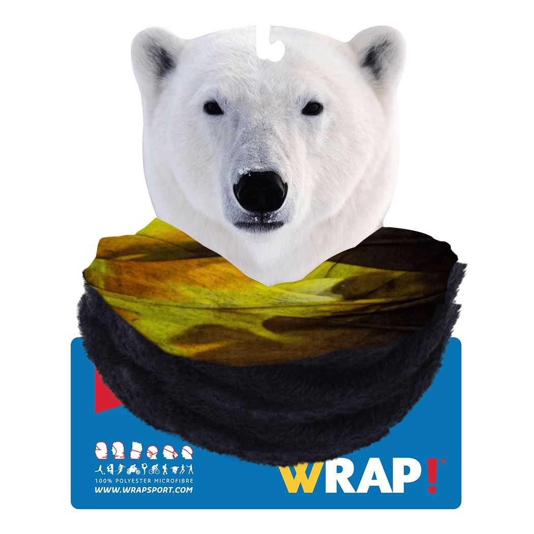 Fire Polar Wrap WRAP!