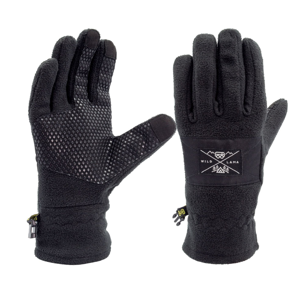 Glove Men Black