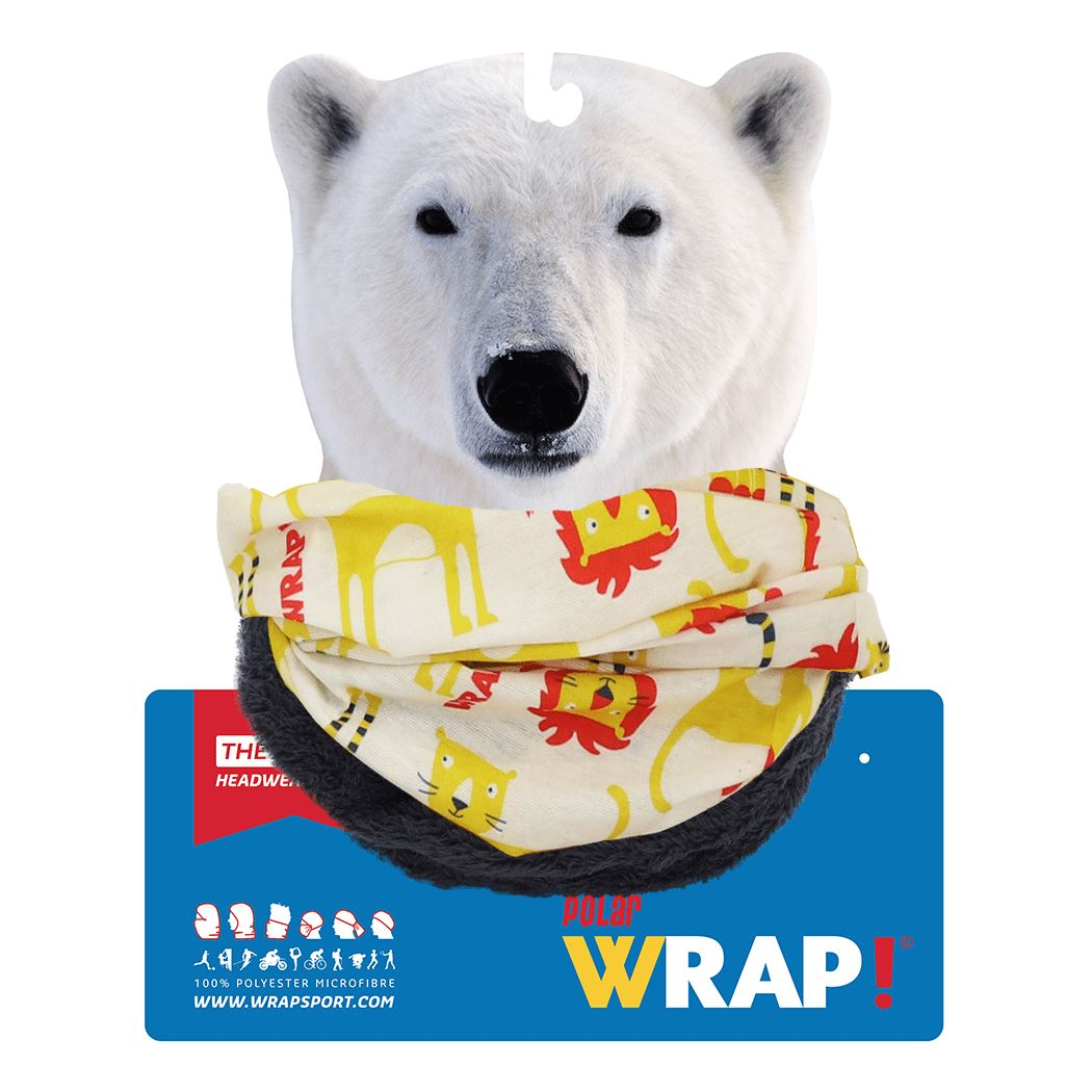 Lion Polar Wrap WRAP!