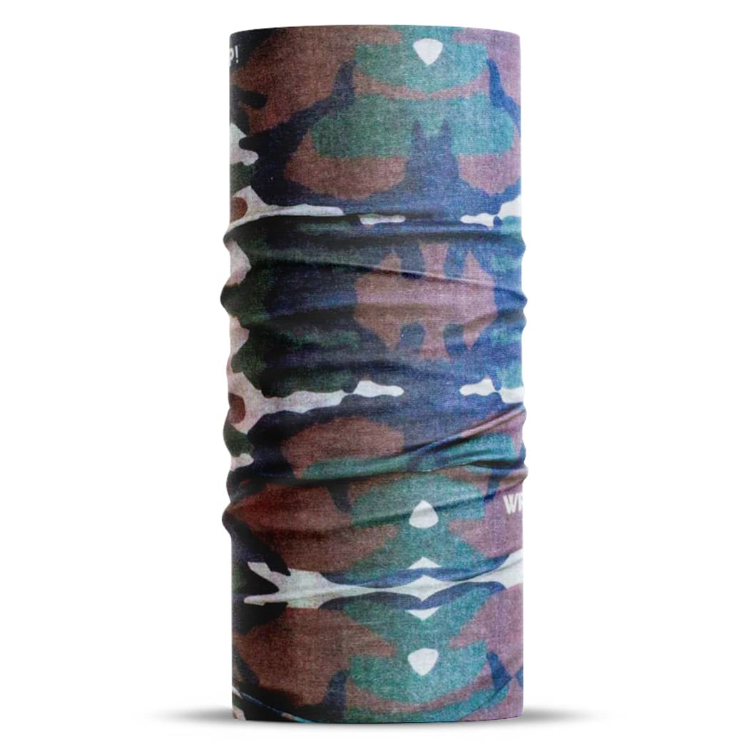 Military Camouflage Wrap