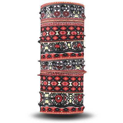 Red Tribal Wrap