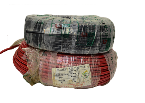 COLEMAN WIRE – Oya Construct