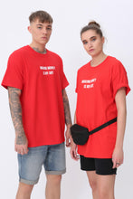 Making Money T shirt in Red
