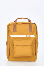 REFLECTIVE Backpack in Mustard