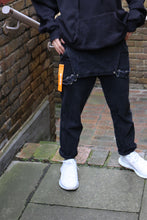 ESSENTIALS Keychain Lanyard in Black or Orange