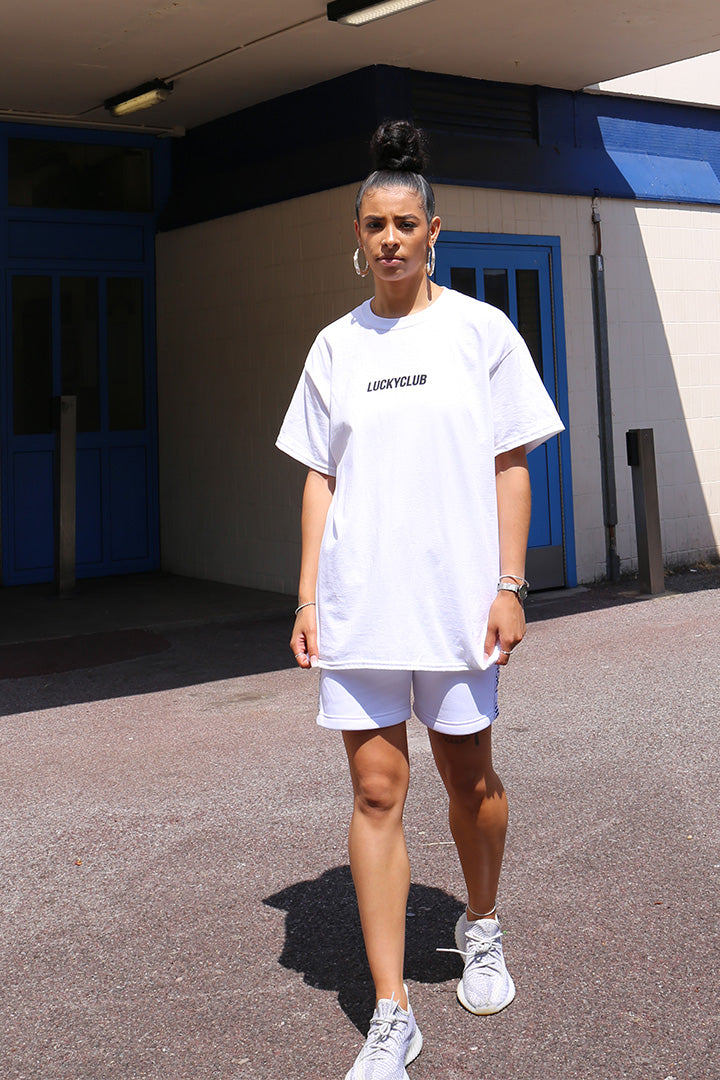 Sport T shirt in White