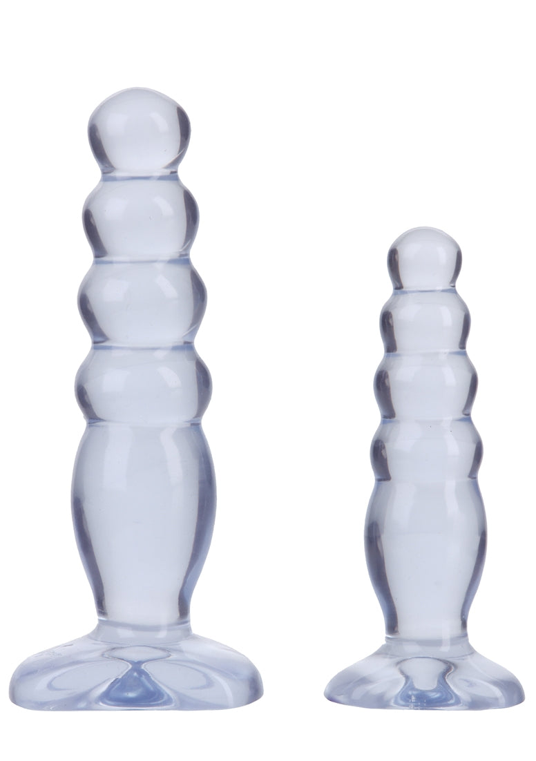 Anal Delight Trainer Kit - Clear