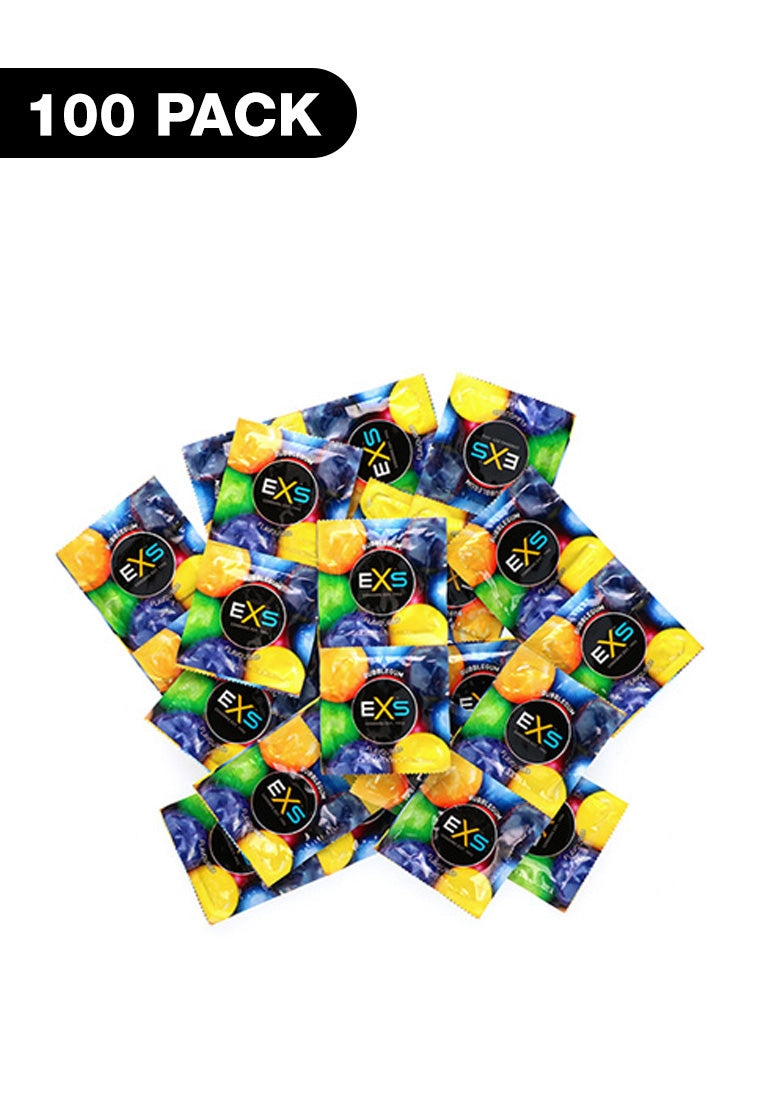 Exs Bubblegum Rap - 100 pack