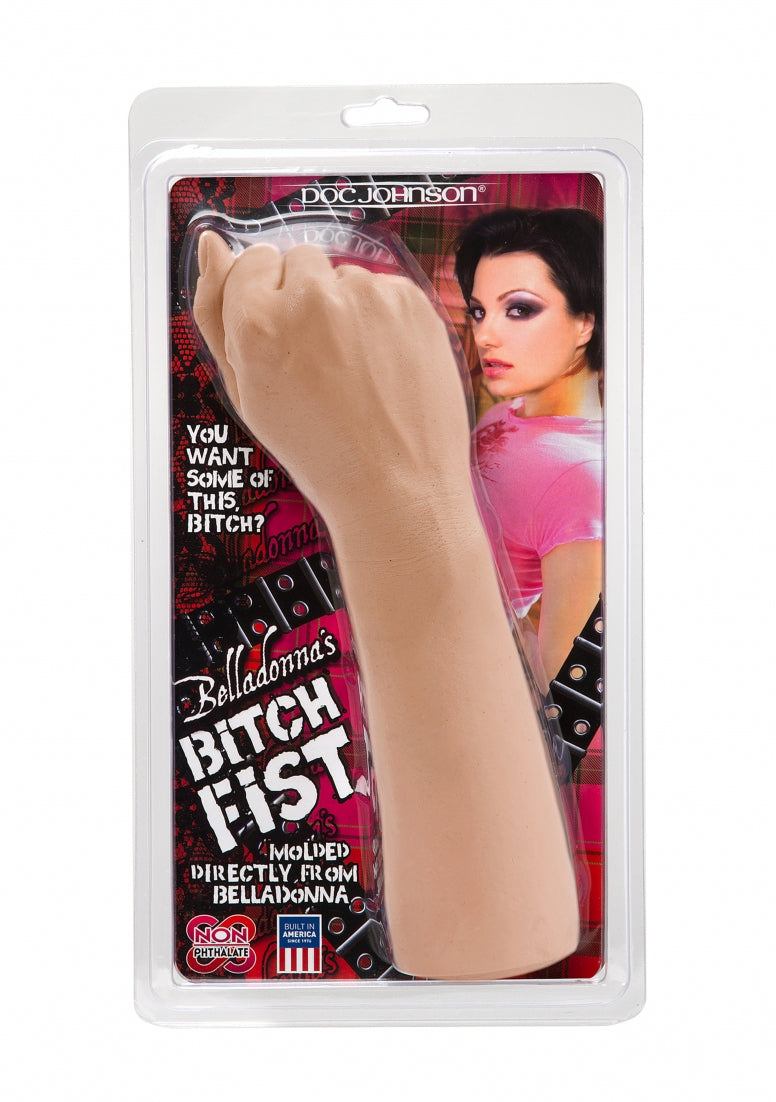 Belladonna's - Bitch Fist - Flesh