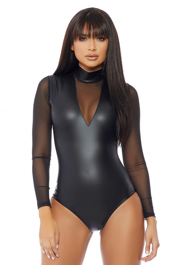 Behave Bodysuit - Black