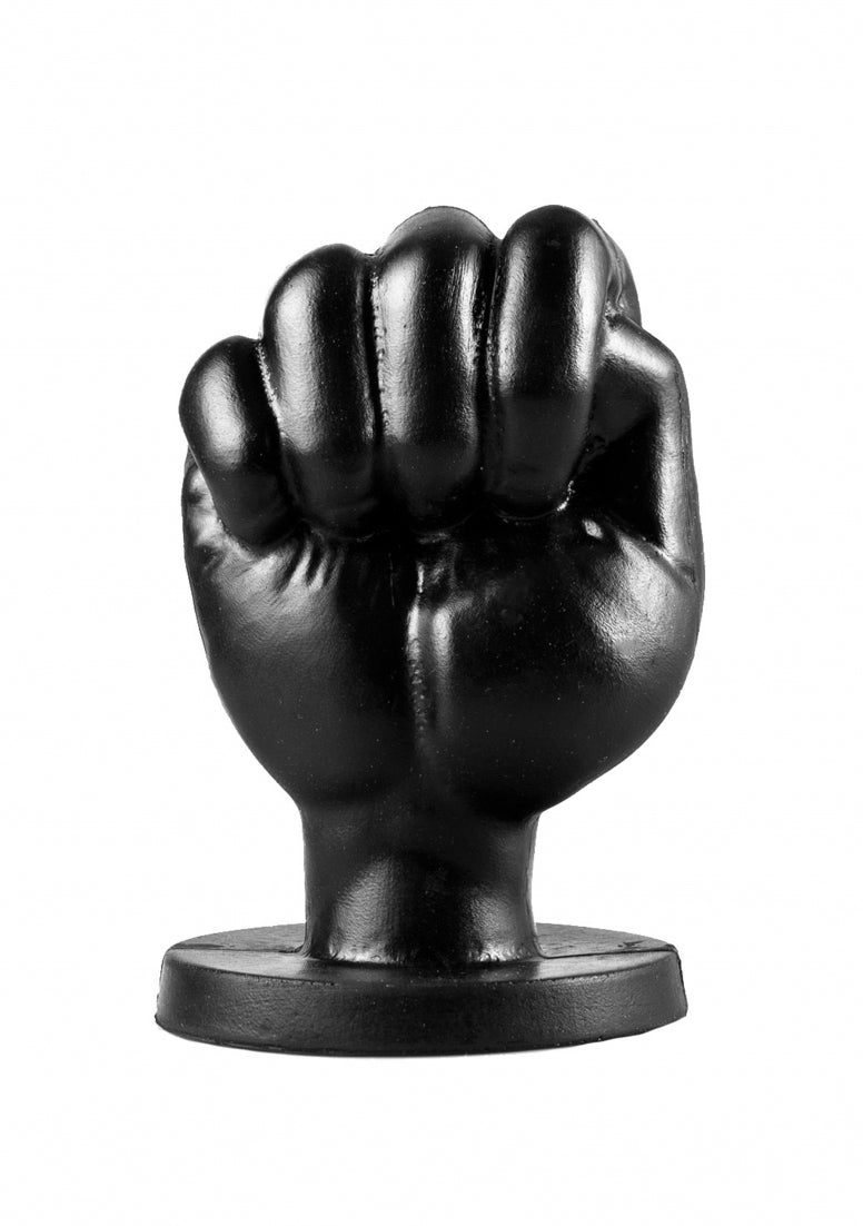 All Black Fist 13 cm - Black