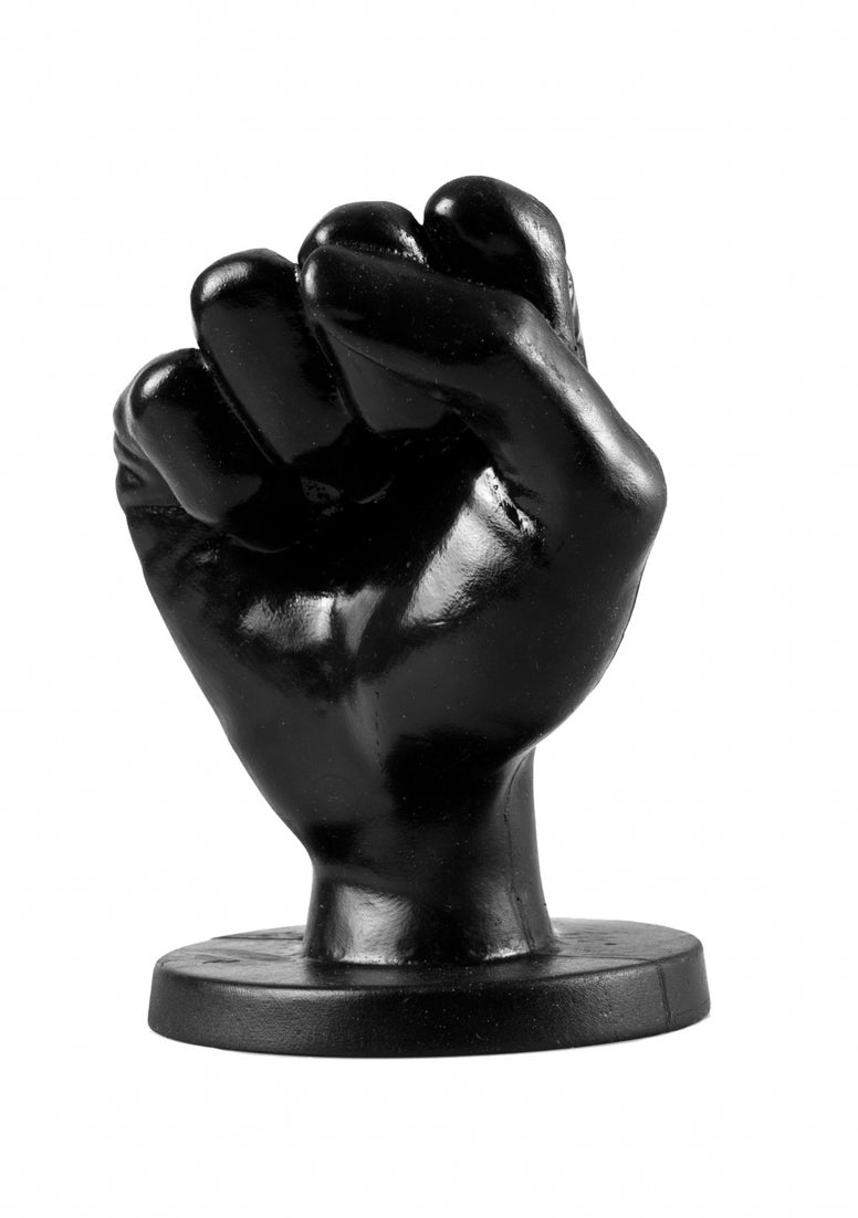 All Black Fist 14 cm - Black