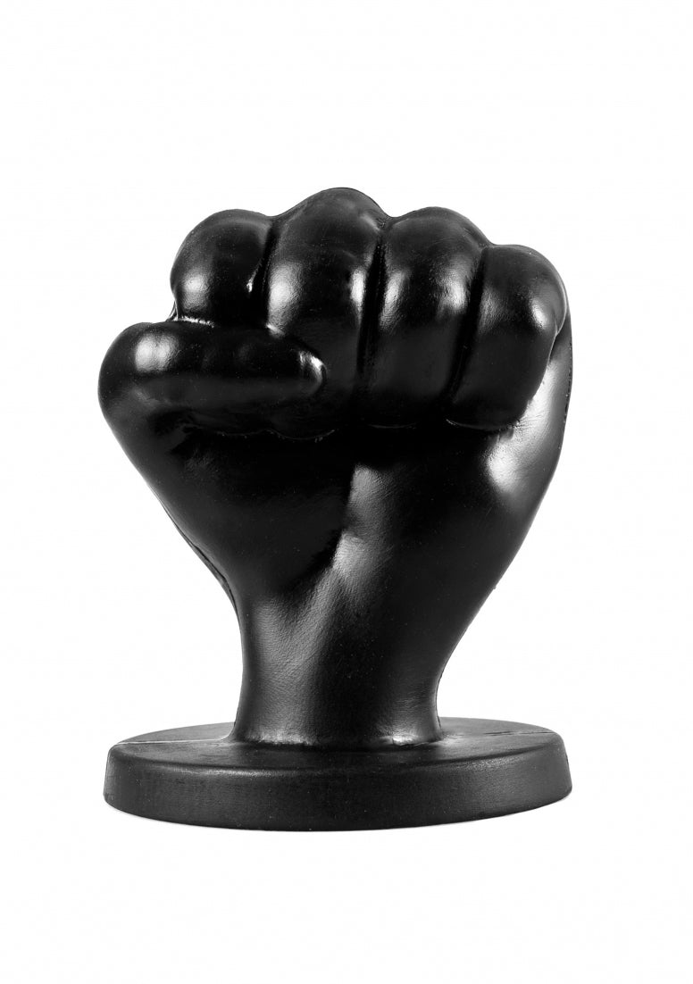 All Black Fist 16.5 cm - Black