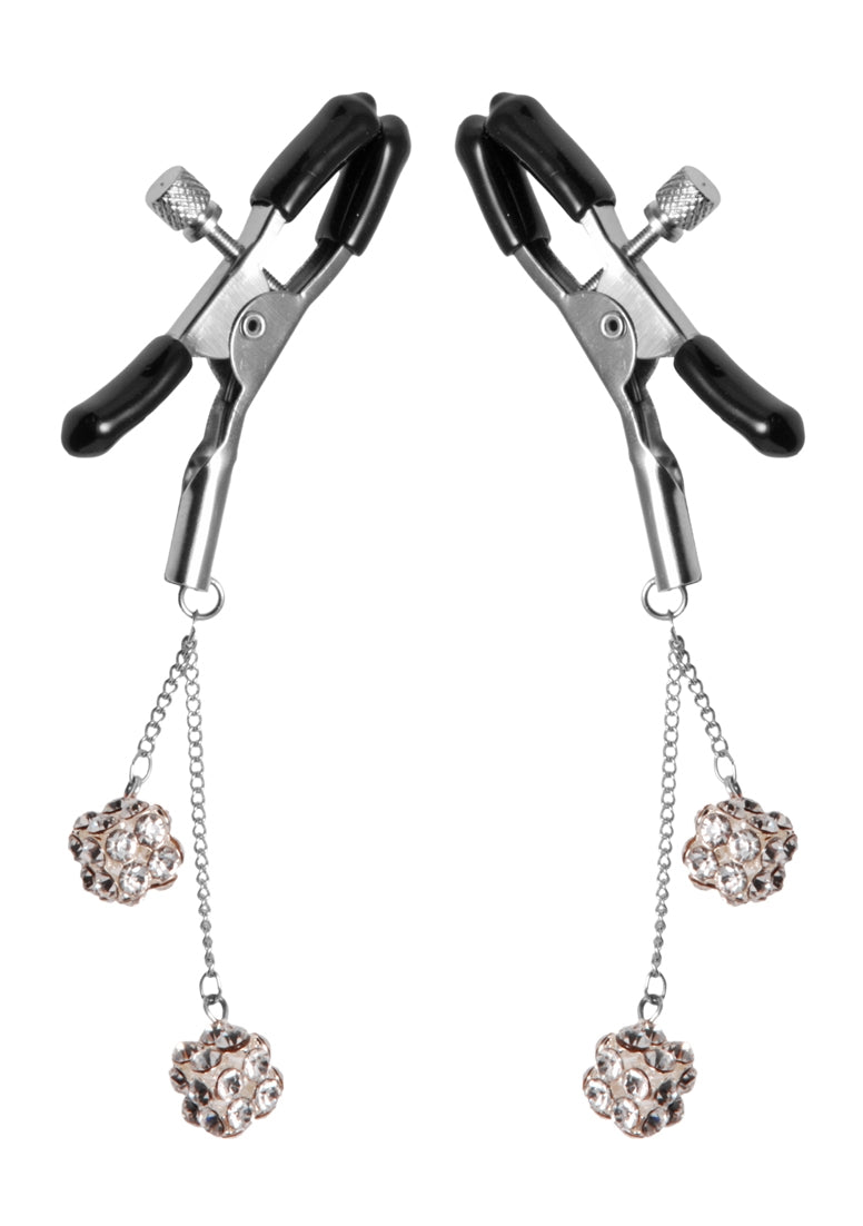 Ornament Adjustable Nipple Clamps