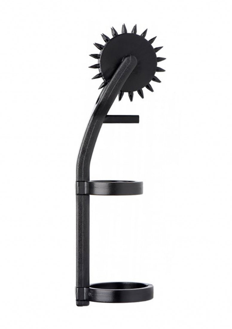 Thorn Double Finger Pinwheel - Black