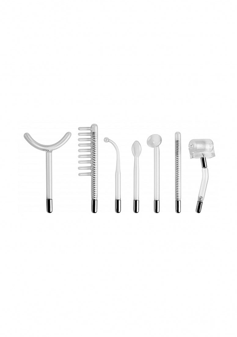 7 Piece Twilight Wand Accessory Kit - Clear