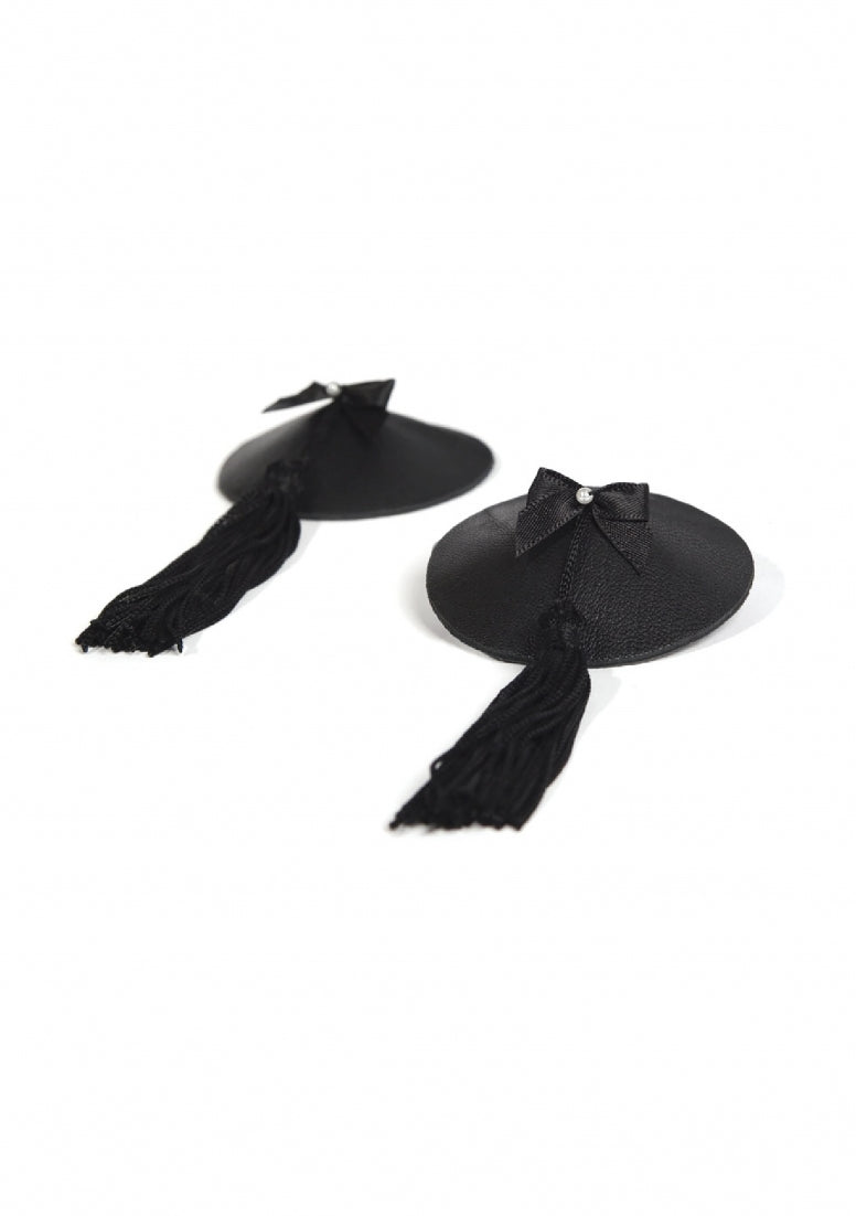 Burlesque Pasties - Classic - Black
