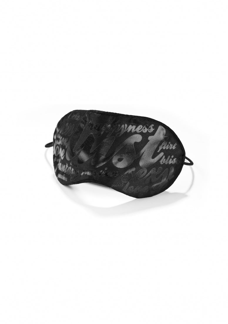Blind Passion Mask - Black