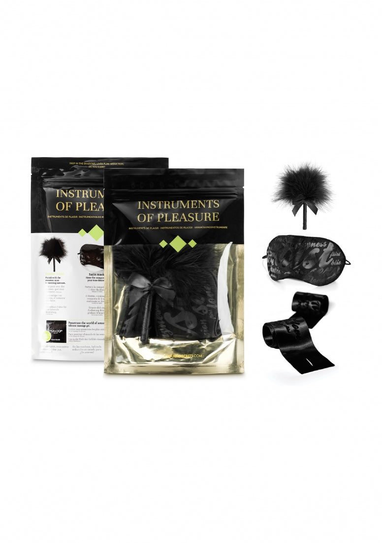 Instruments of Pleasure - GREEN LEVEL - Black
