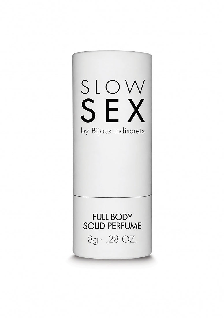 Slow Sex - Full Body Solid Perfume - 8gr