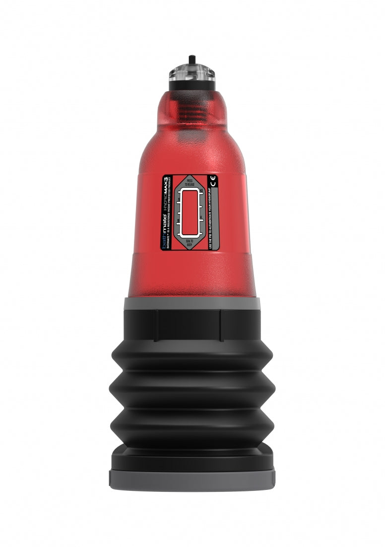 Hydromax3 - Red